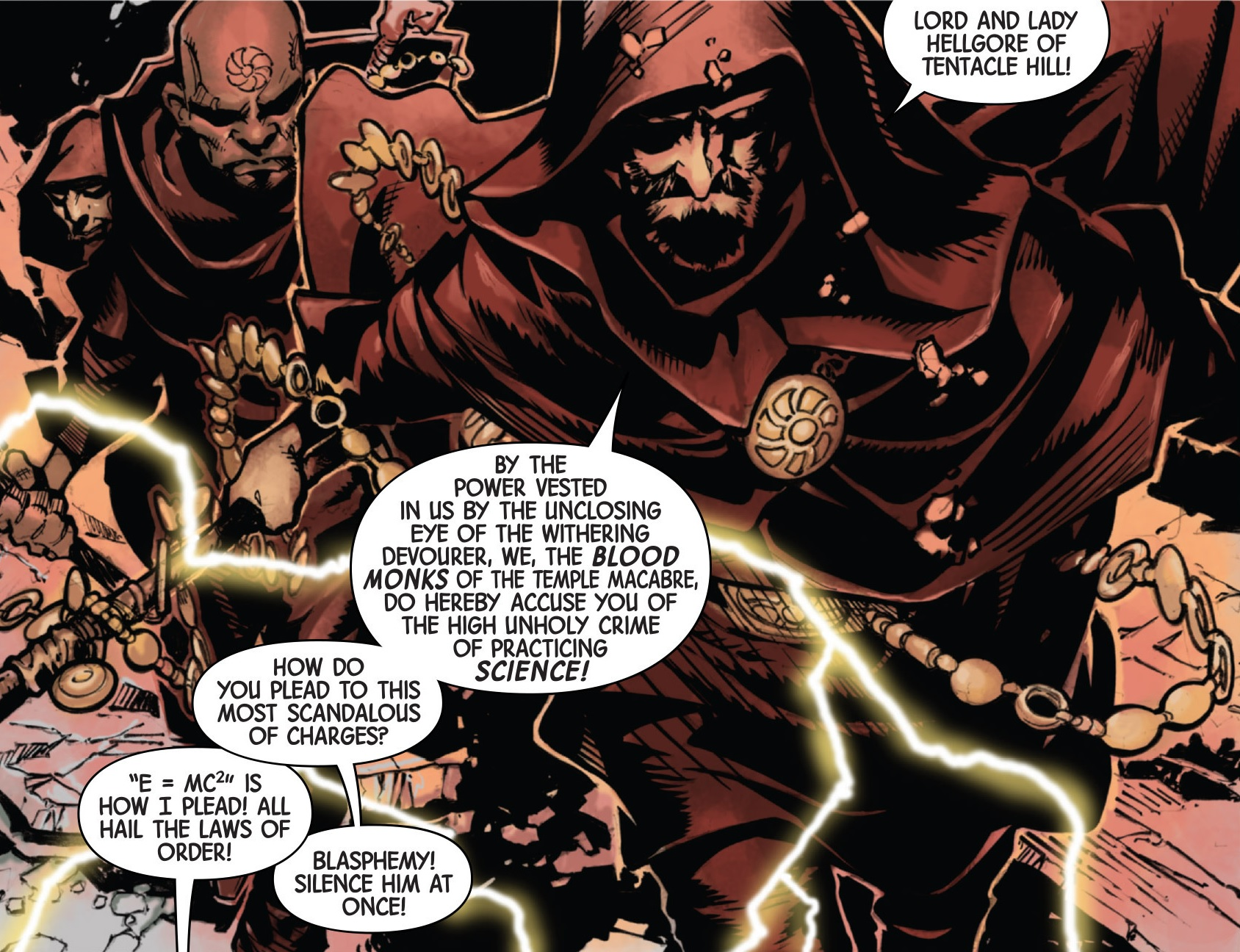 Blood Monks (Earth-616)