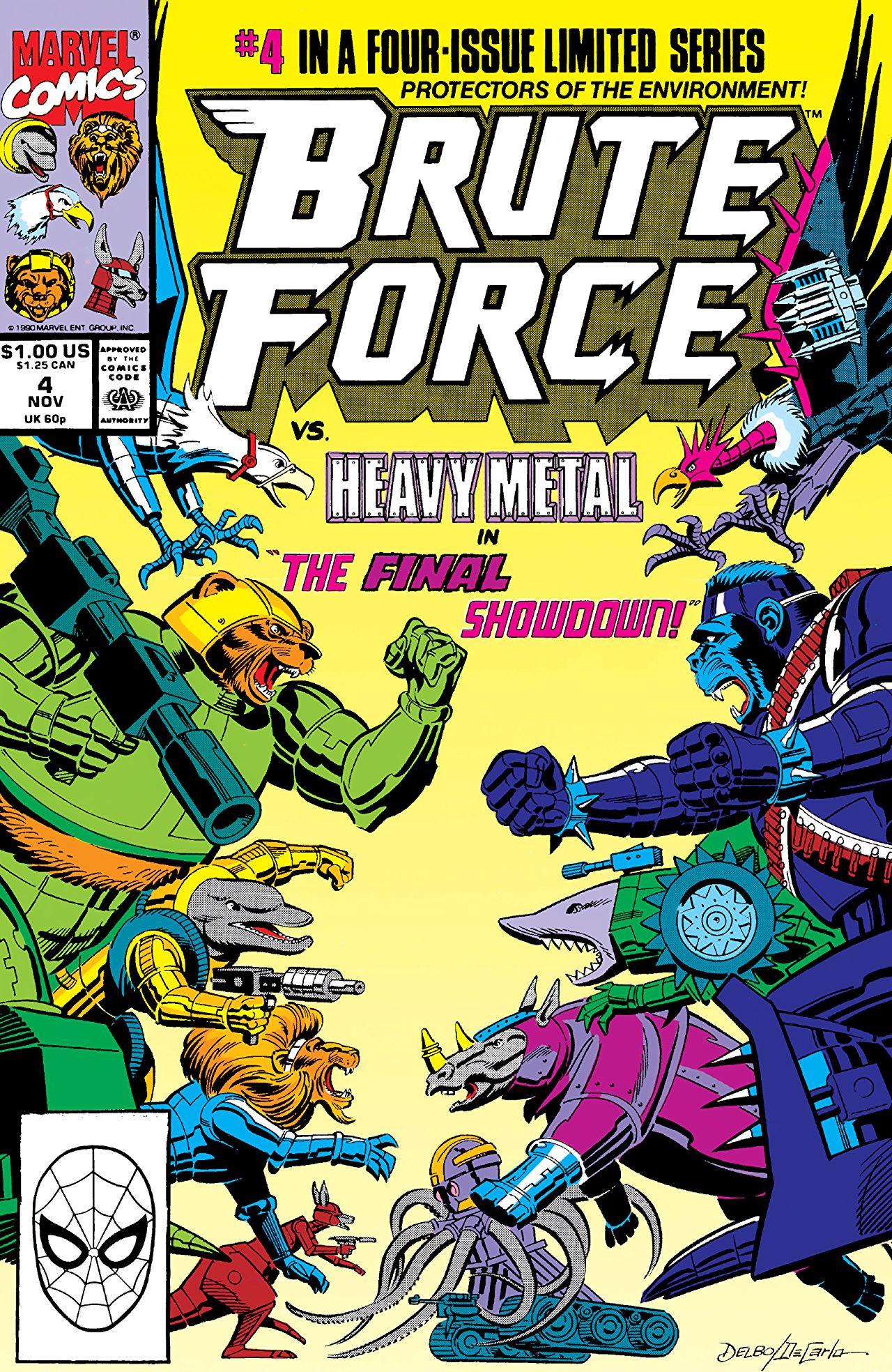 Brute Force Vol 1 4
