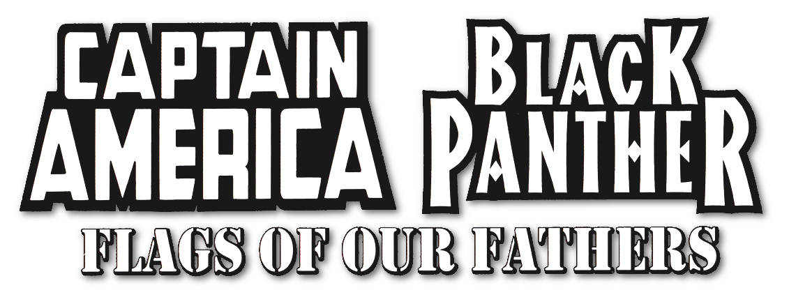 Black Panther/Captain America: Flags of Our Fathers TPB Vol 1