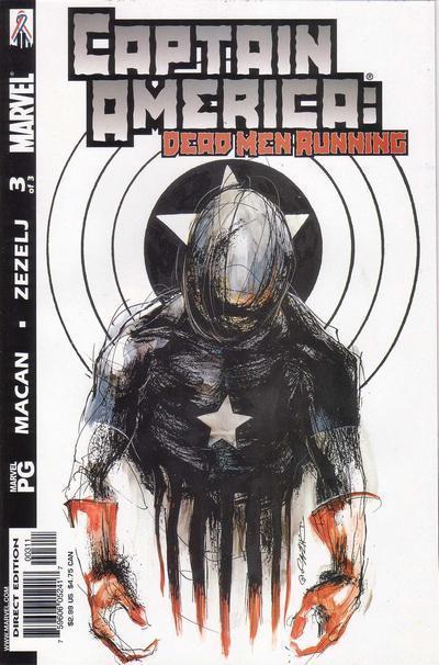 Captain America: Dead Men Running Vol 1 3