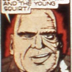 Captain Klutz (Earth-616)