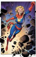 Captain Marvel Vol 8 3 Arthur Adams Textless