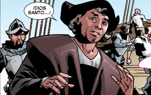 Christopher Columbus (Earth-616)