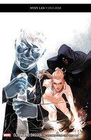 Cloak and Dagger Negative Exposure - Marvel Digital Original Vol 1 1