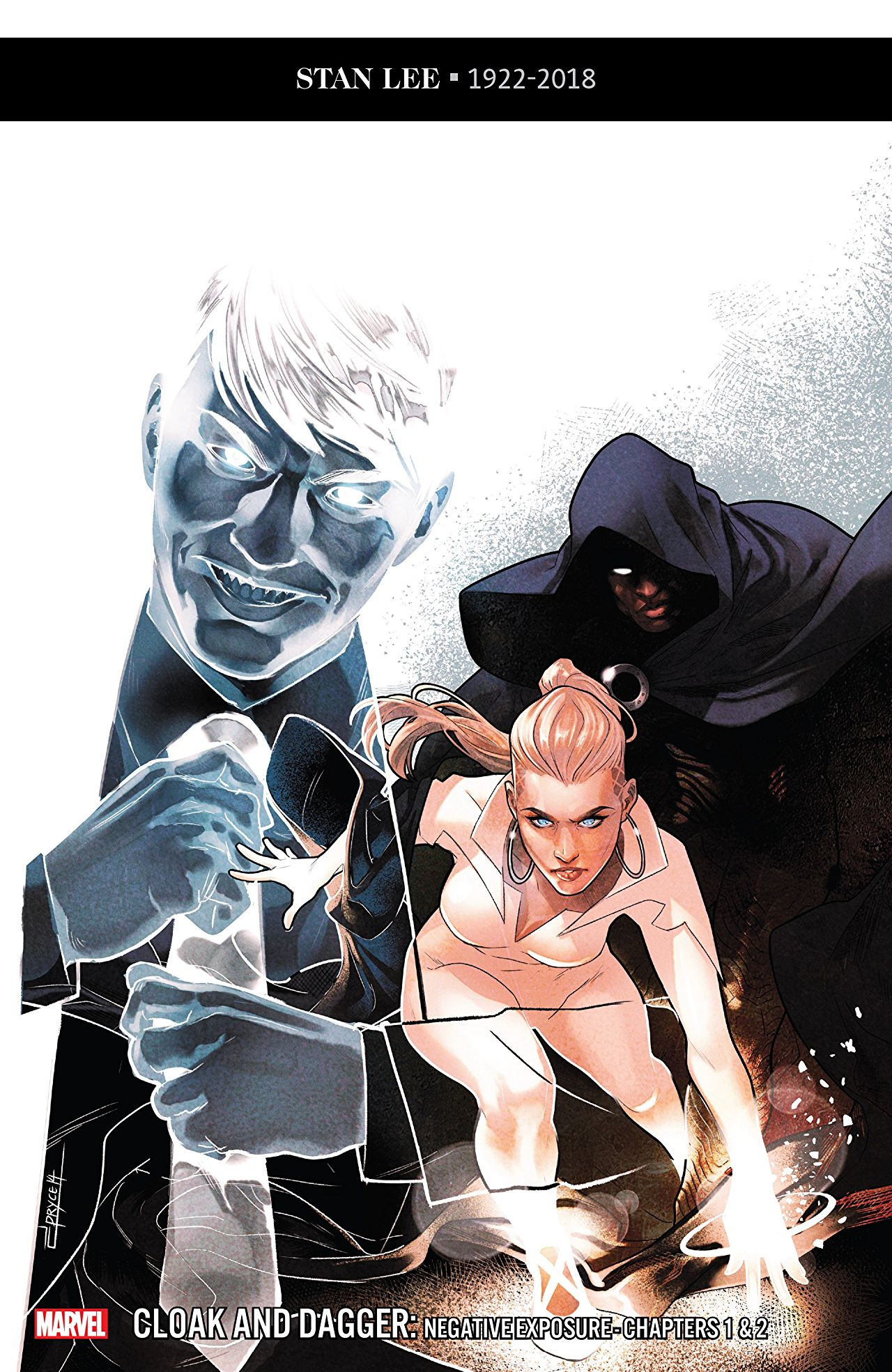 Cloak and Dagger: Negative Exposure - Marvel Digital Original Vol 1 1