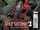 Deadpool & Cable: Split Second Vol 1 1