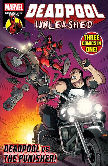 Deadpool Unleashed Vol 1 13