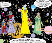 Elders of the Universe (Earth-Unknown)