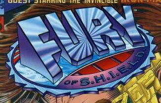 Fury of S.H.I.E.L.D. Vol 1