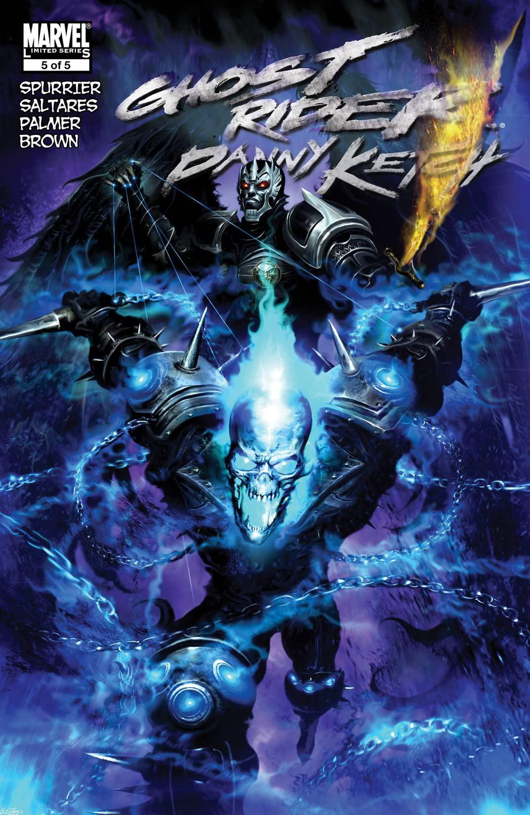 Ghost Rider: Danny Ketch Vol 1 5