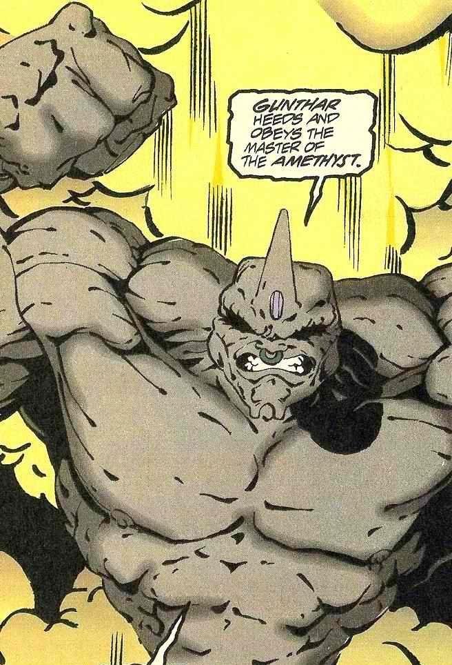 Gunthar (Demon) (Earth-616)