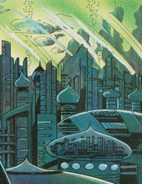 Hydropolis (City)