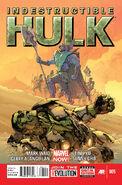 Indestructible Hulk Vol 1 5