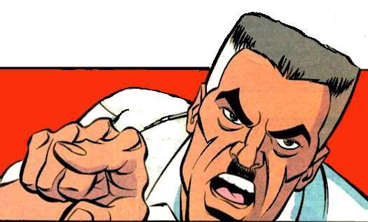 John Jonah Jameson (Earth-TRN566)