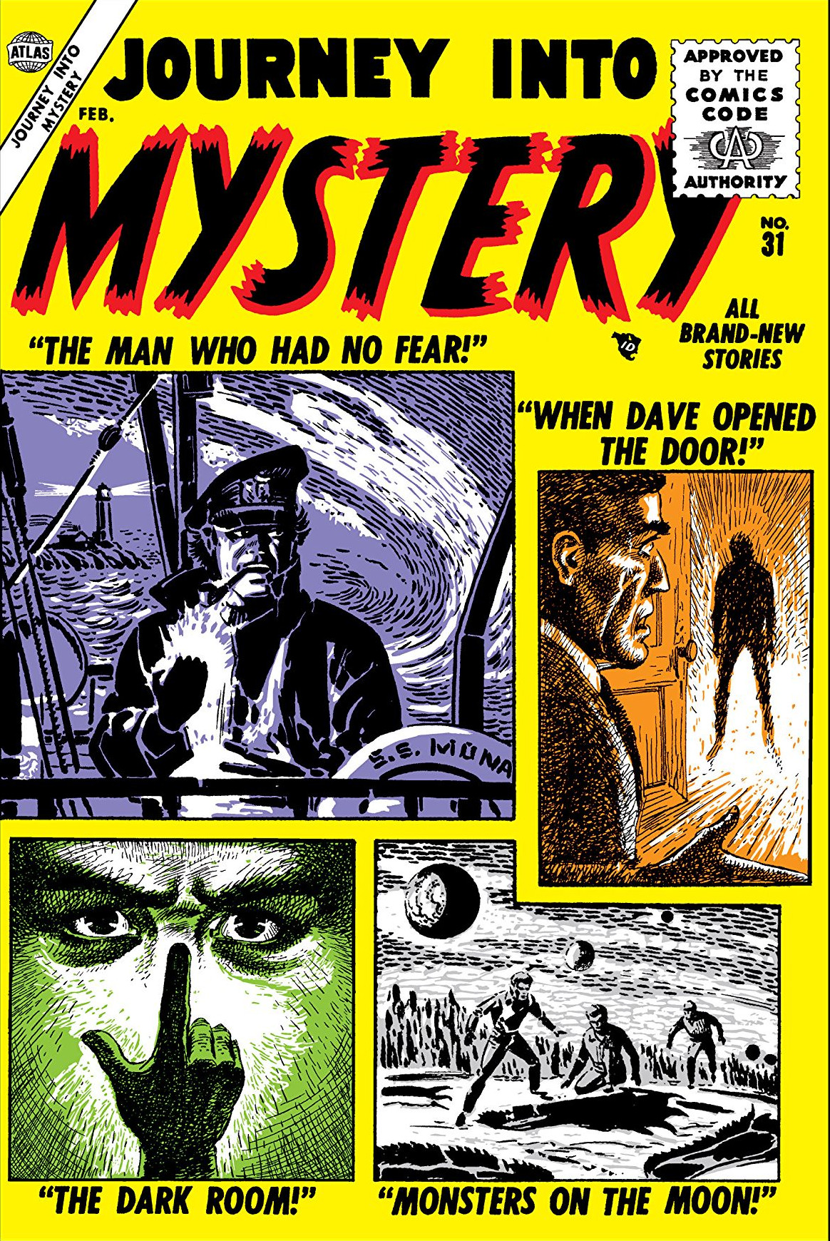Journey into Mystery Vol 1 31