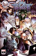 King Thor Vol 1 4 Del Mundo Variant