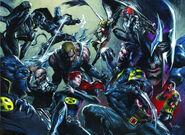 Marvel Encyclopedia Vol 1 X-Men Textless