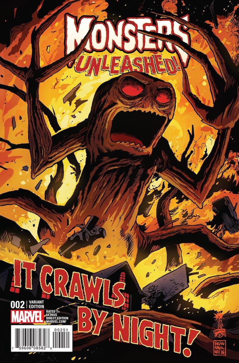 Monsters Unleashed Vol 2 2 50's Movie Poster Variant.jpg