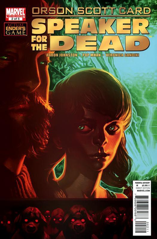 Orson Scott Card's Speaker for the Dead Vol 1 2