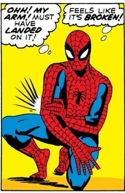 Peter Parker (Earth-616) from Amazing Spider-Man Vol 1 7 0002.jpg