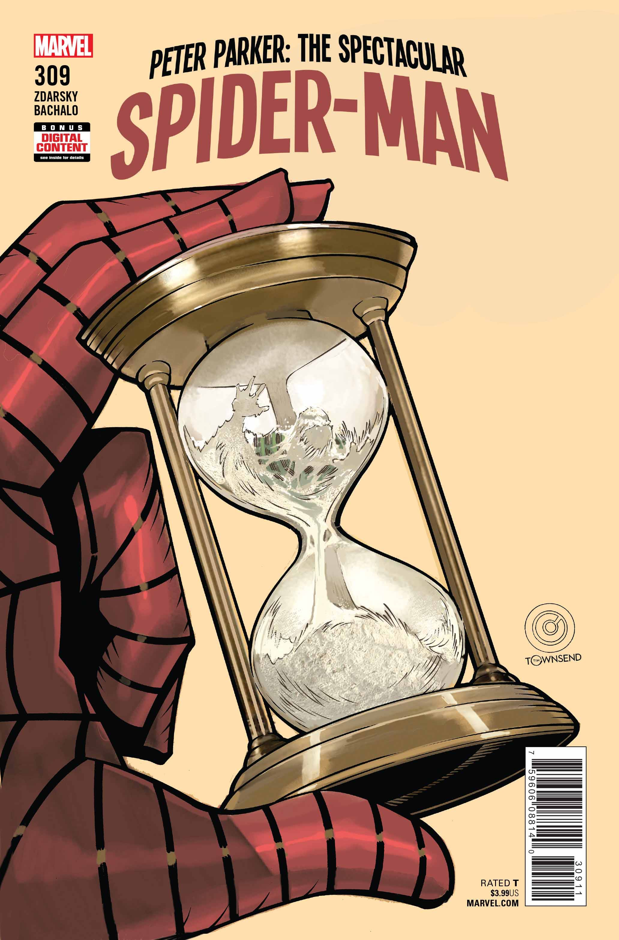 Peter Parker: The Spectacular Spider-Man Vol 1 309