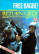 Return of the Jedi Weekly (UK) Vol 1 9