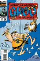 Sergio Aragonés Groo the Wanderer Vol 1 115
