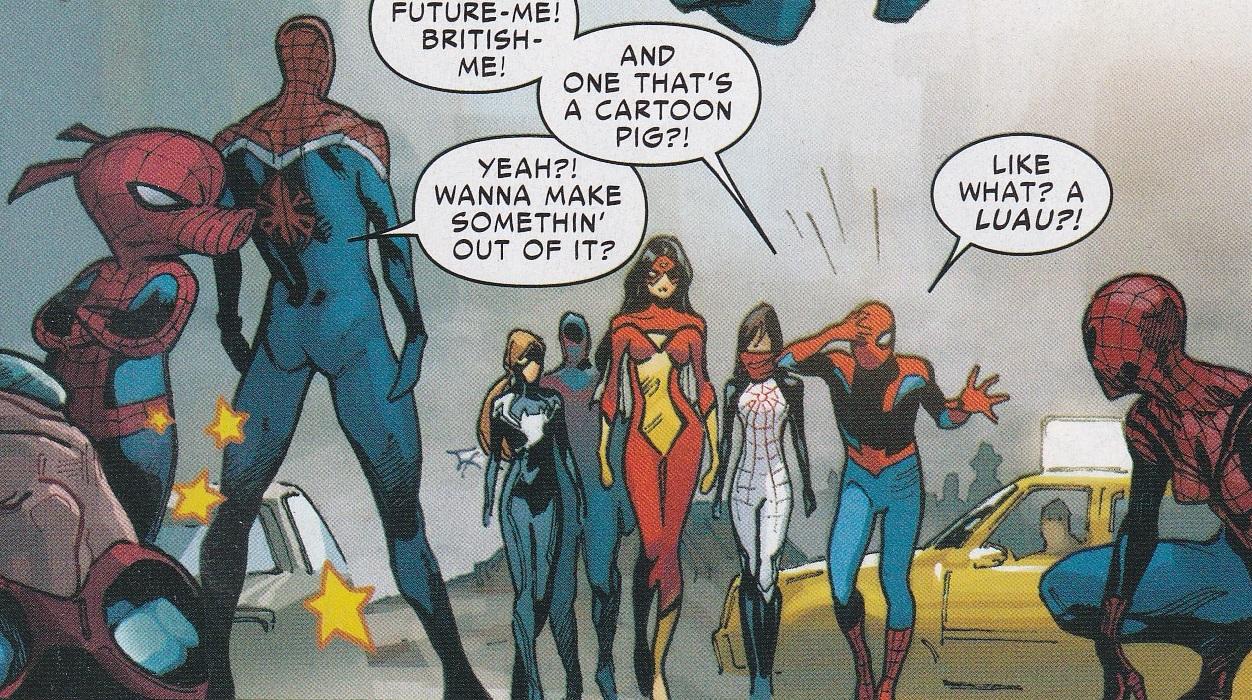 Spider-Army (Multiverse) from Amazing Spider-Man Vol 3 9 002.jpg