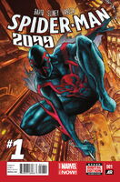 Spider-Man 2099 Vol 2 1