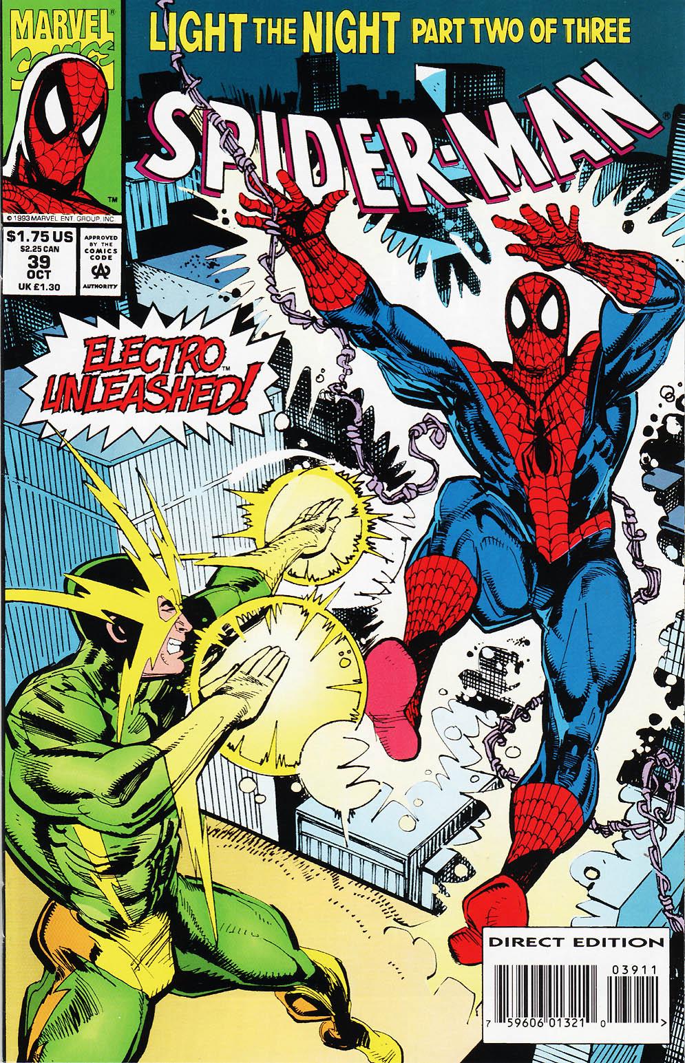 Spider-Man Vol 1 39