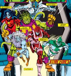 Starforce (Earth-616) from Avengers Vol 1 346 0001.jpg