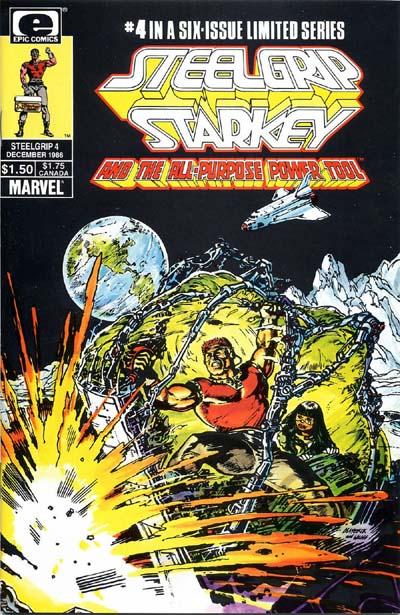 Steelgrip Starkey Vol 1 4