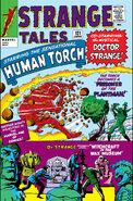 Strange Tales Vol 1 121