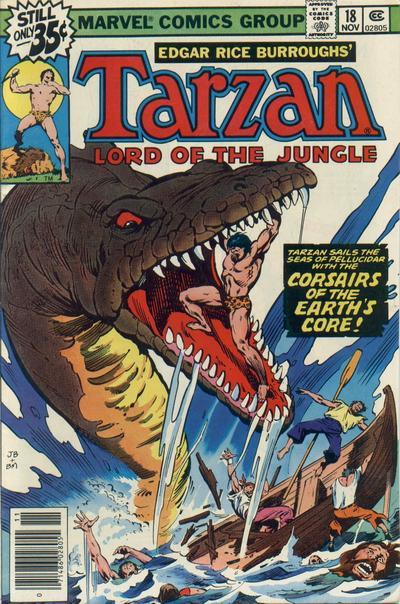 Tarzan Vol 1 18