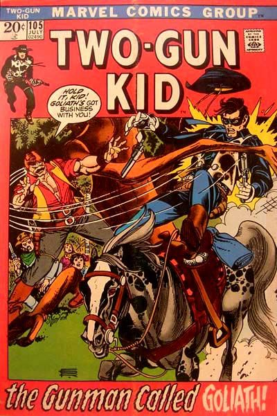 Two-Gun Kid Vol 1 105