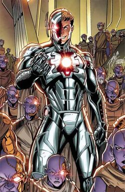 Ultron (Earth-616) from Infinity Countdown Vol 1 4 Lim Variant 001.jpg