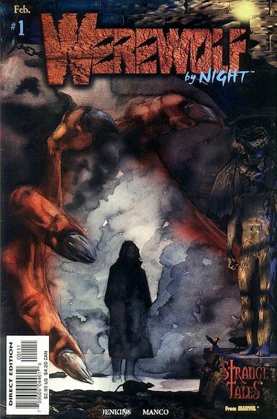 Werewolf by Night Vol 2 1