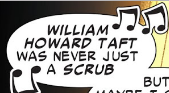 William Howard Taft (Earth-12041) Mentioned in Ultimate Spider-Man Infinite Comic Vol 2 9.png