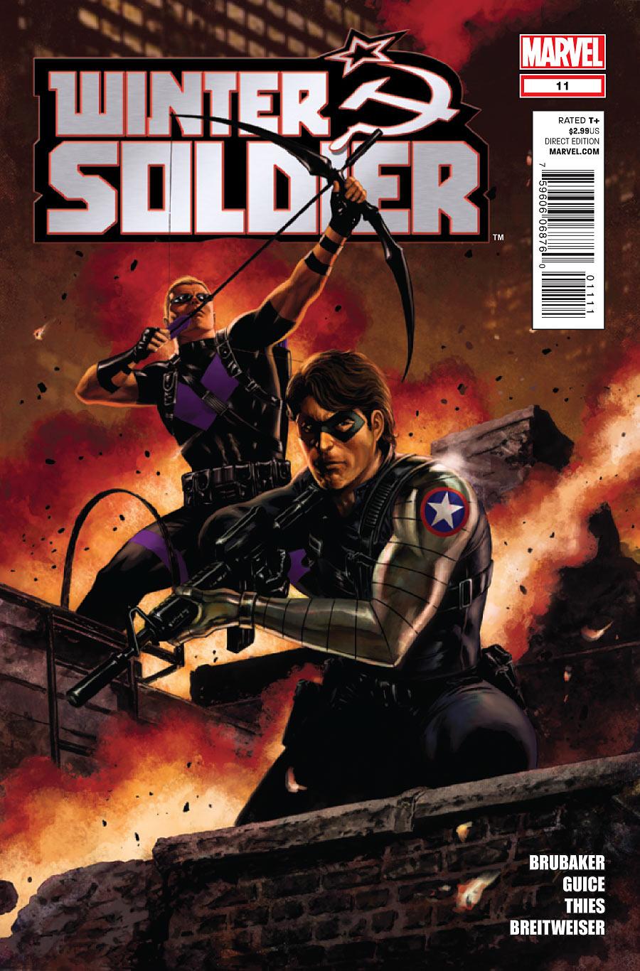 Winter Soldier Vol 1 11