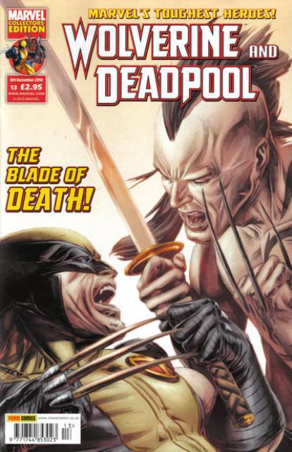 Wolverine and Deadpool Vol 2 13