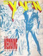 X-Men The Wedding Album Vol 1 1