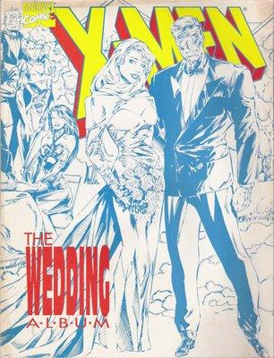 X-Men: The Wedding Album Vol 1 1