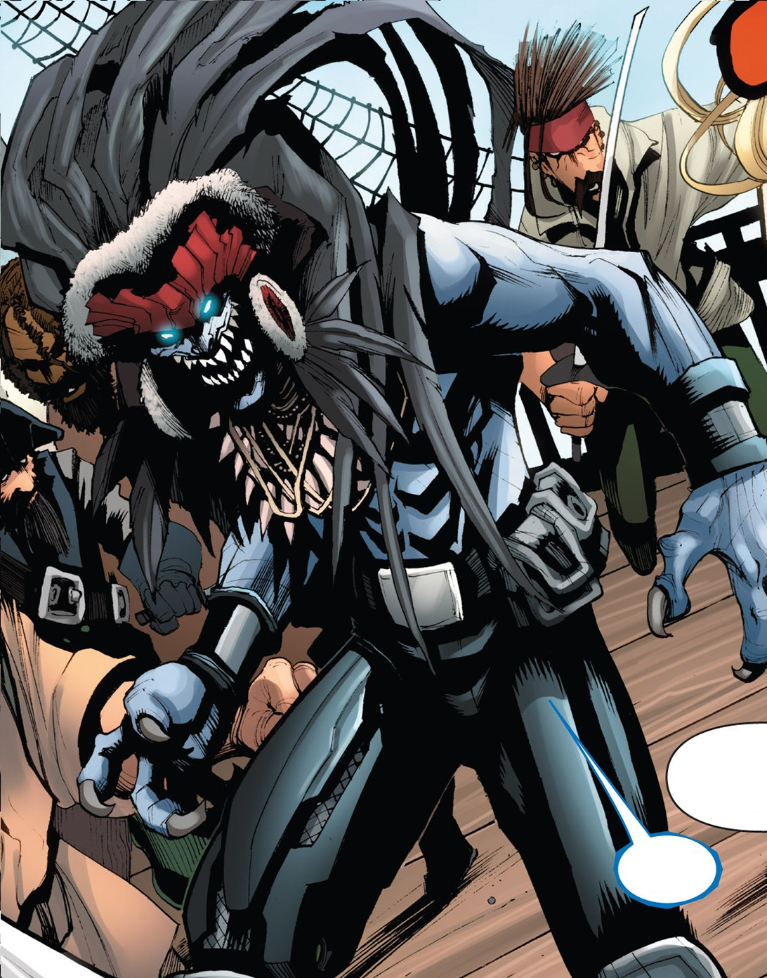Adversary (Earth-616)