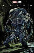 Alien Vol 1 4 Lashley Variant