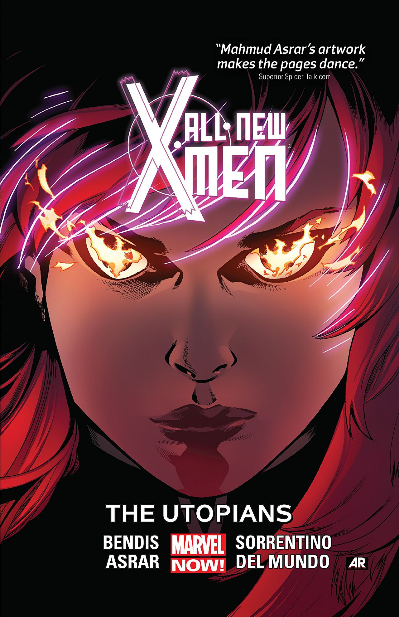 All-New X-Men TPB Vol 1 7: The Utopians