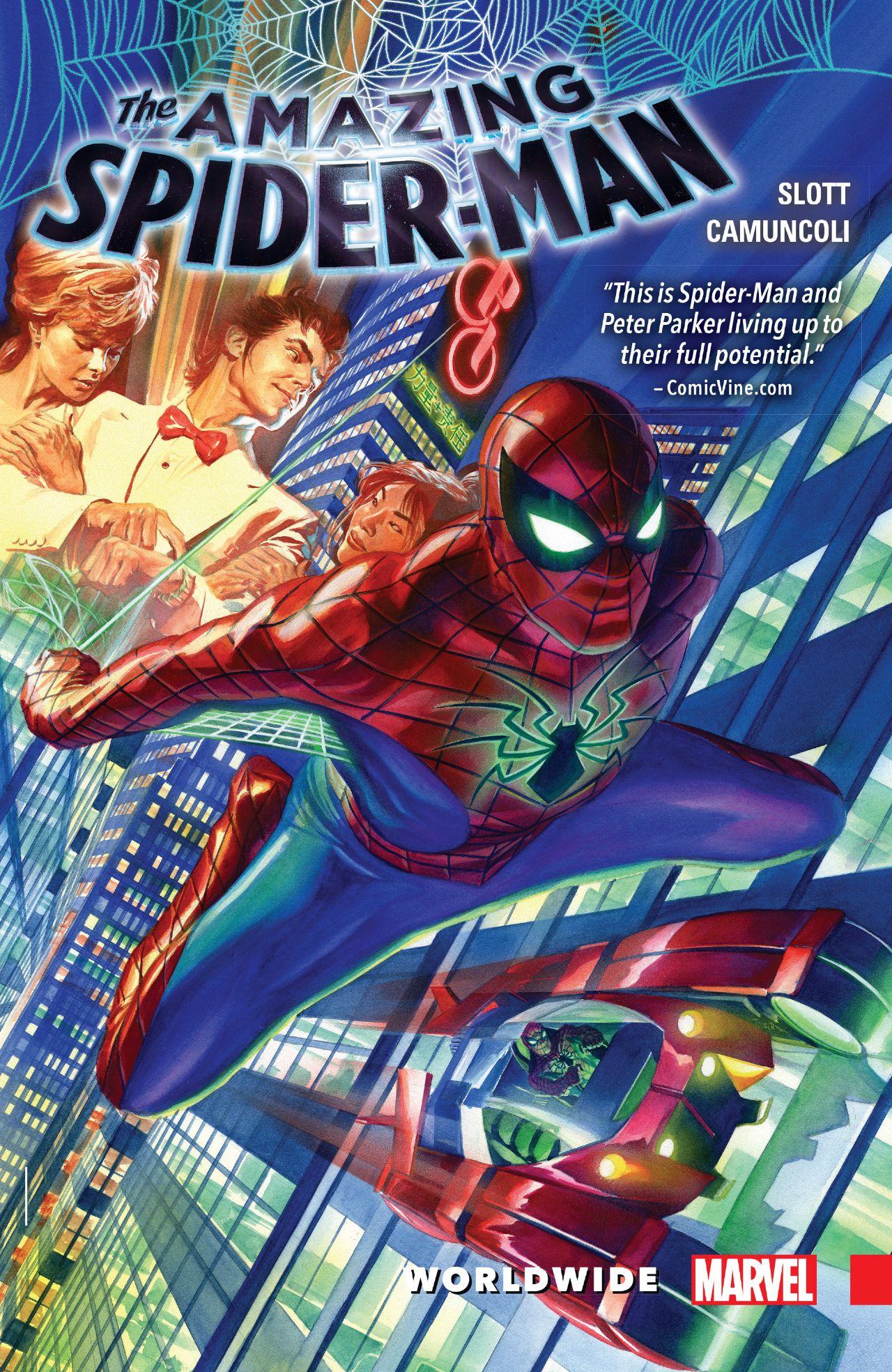 Amazing Spider-Man: Worldwide TPB Vol 1