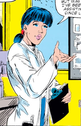 Anne-Marie Baker (Earth-616)