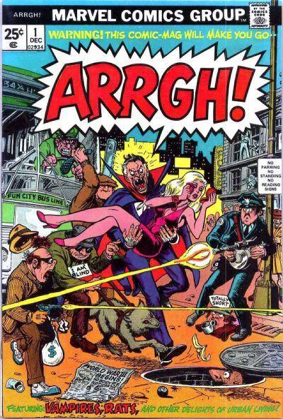 Arrgh! Vol 1