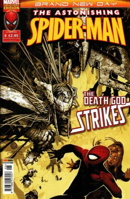 Astonishing Spider-Man Vol 3 6