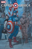 Captain America Red, White & Blue Vol 1 1